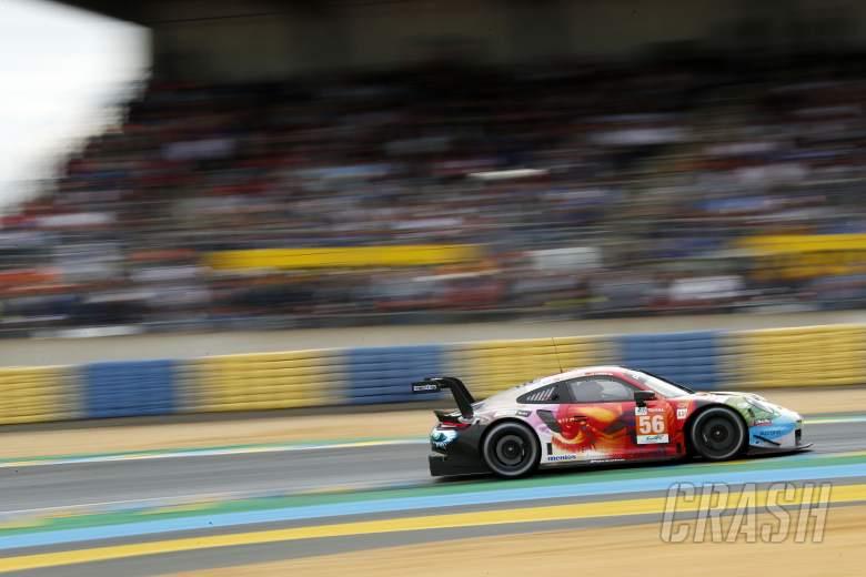 Le Mans 24 Jam - Hasil Jam 3