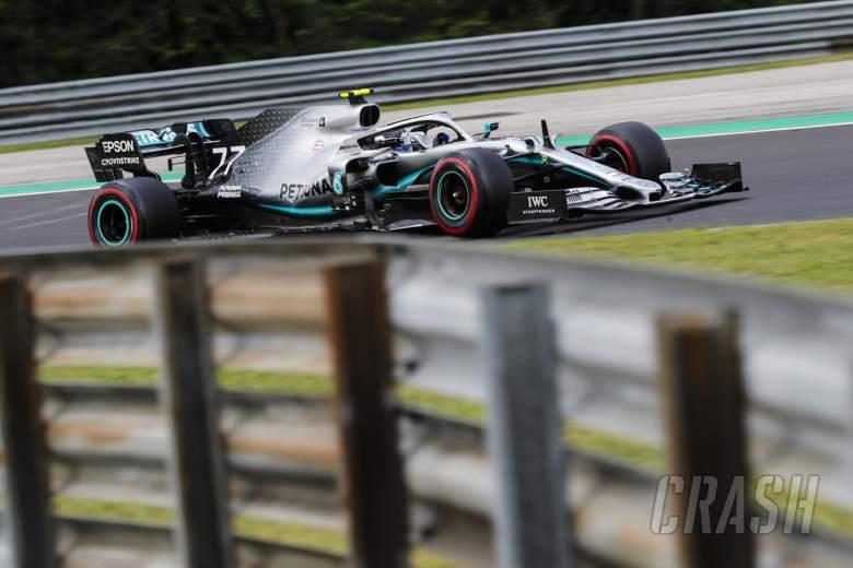 Mercedes 2020 seat between Bottas and Ocon