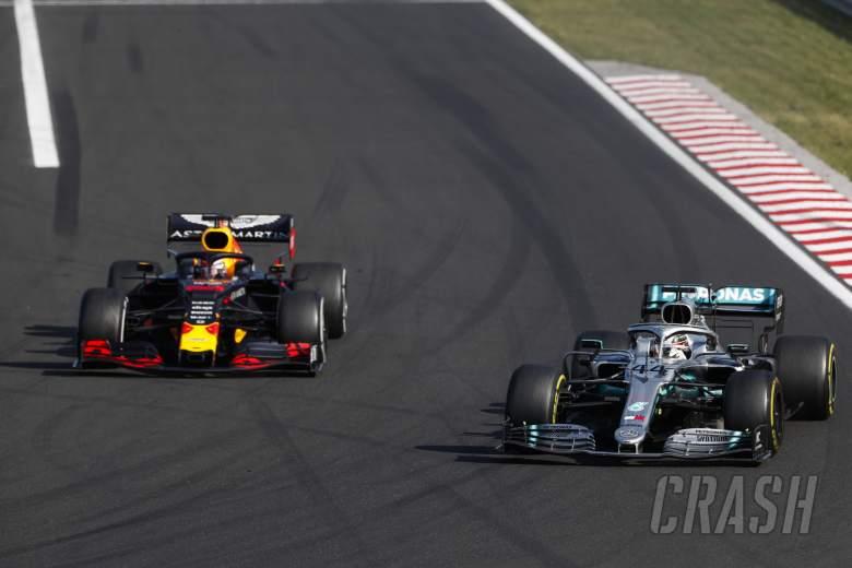 Hamilton impressed by Red Bull-Honda's progress