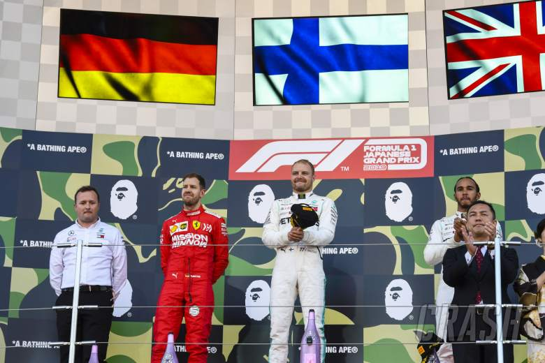 Vettel praises Mercedes for being 'close to perfection'