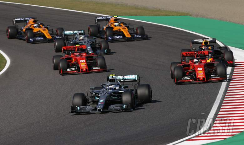 """F1 not looking for """"gimmicks"""" with format changes"""