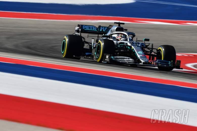 Hamilton left with 'massive headache' due to COTA bumps