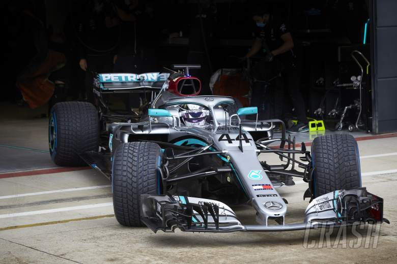 Mercedes were planning Portimao test before F1 rule change