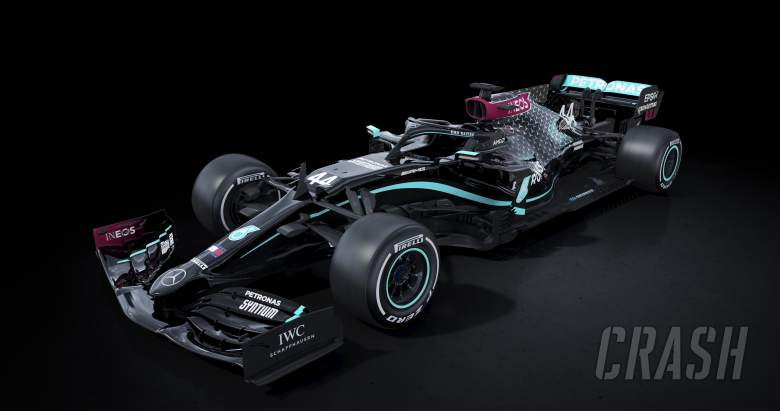 Mercedes unveils all-new diversity inspired black livery for F1 2020