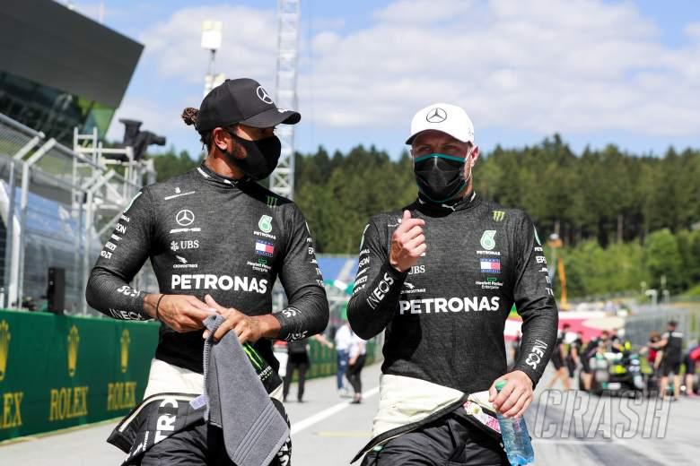 How Bottas usurped Hamilton as Ferrari suffer qualifying shocker