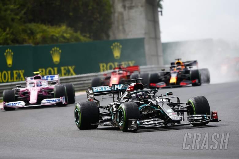 Poin terbesar dari musim F1 2020 sejauh ini