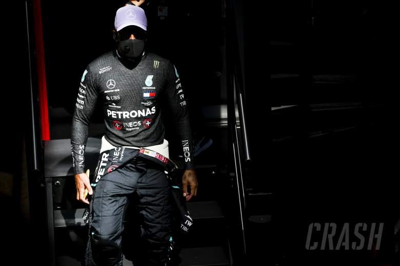 """COVID has made 2020 F1 season a """"lonely journey"""" - Hamilton"""