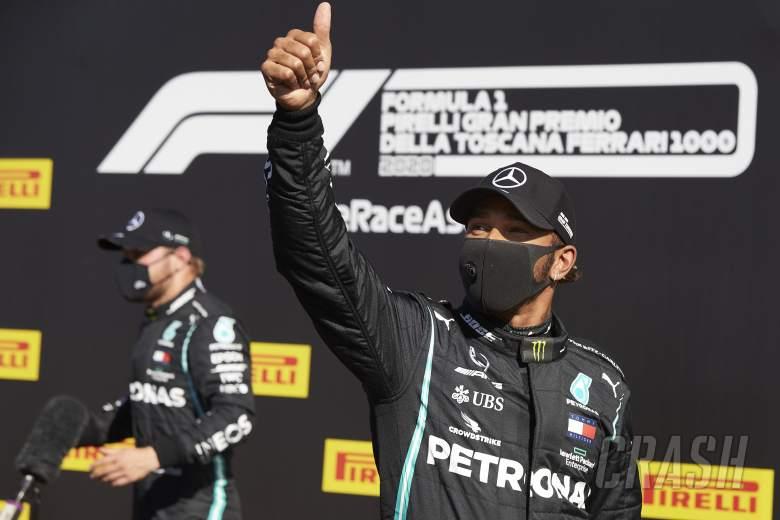 How Hamilton mastered Mugello to overturn Bottas F1 deficit