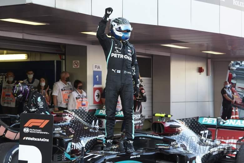 10 pembalap F1 teratas musim 2020: 10 - Valtteri Bottas