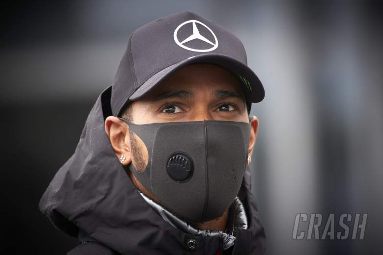 Mercedes F1 drivers trust team won't be 'disturbed' by positive COVID case