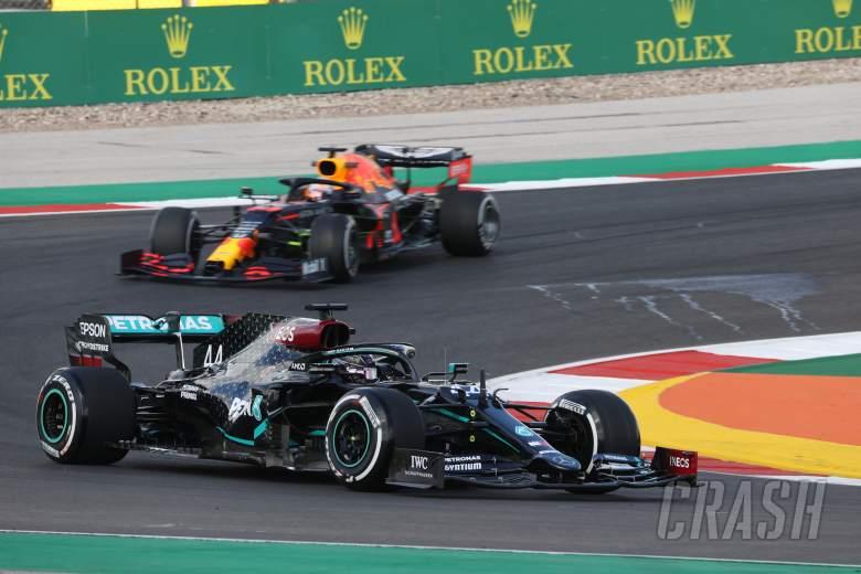 Mercedes akan mendukung ide pembekuan mesin F1 Red Bull mulai tahun 2022