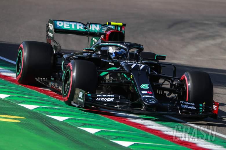 Bottas snatches pole from Hamilton for F1's Emilia Romagna GP