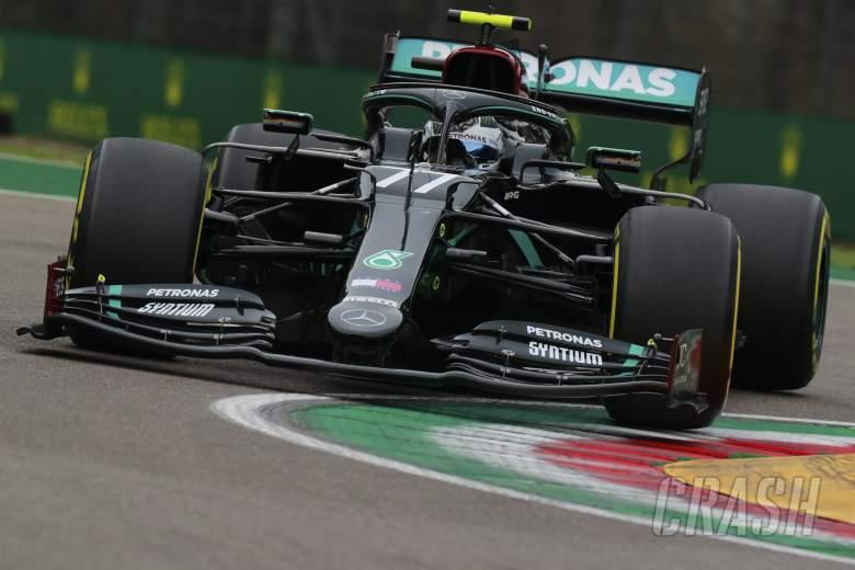 "Mercedes reveal Bottas' ""really big"" performance loss at Imola F1 race"