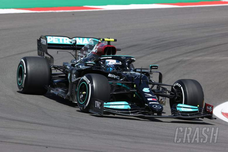 Mercedes Ungkap Sebab Valtteri Bottas Kehilangan Daya Mesin