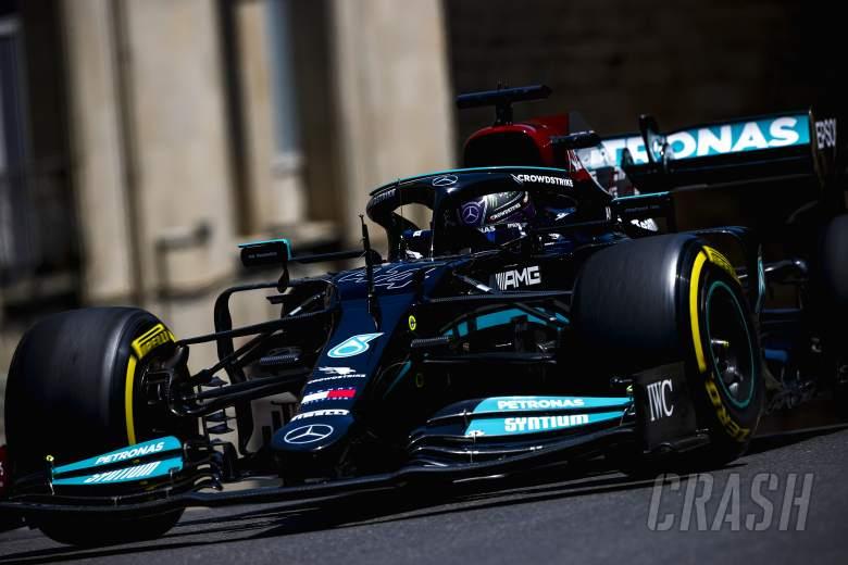 Mercedes won't change 2022 F1 development plan despite struggles