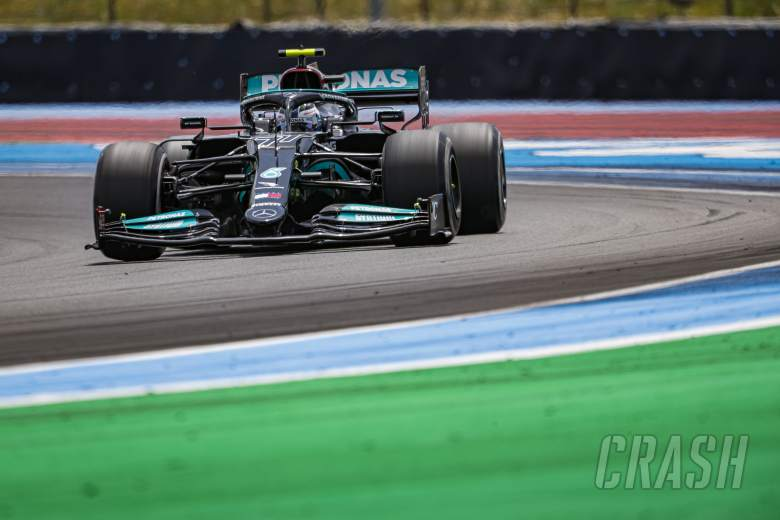 Bottas hits back and costly kerbs - what we learned on Friday at F1's French GP