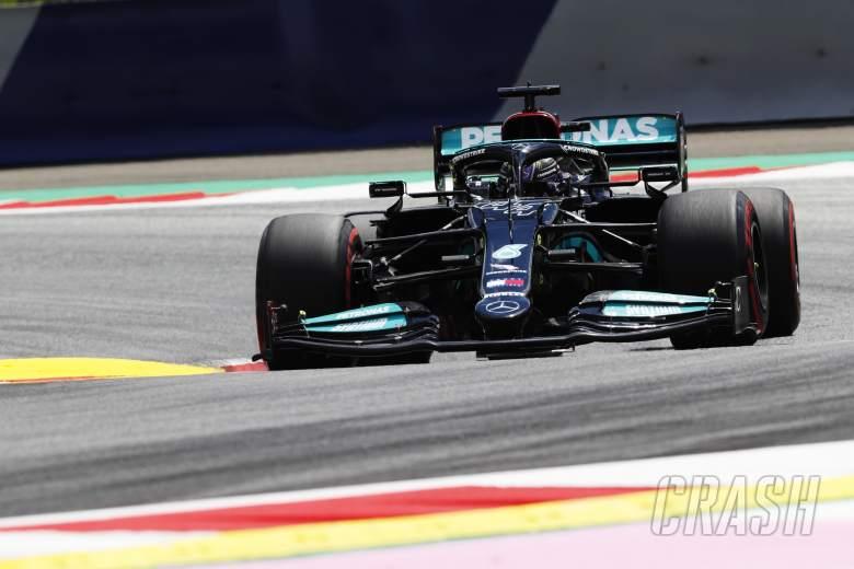 F1 GP Styria: Hamilton Unggul 0,2 Detik dari Verstappen
