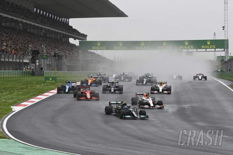 Five winners and five losers from F1's Turkish Grand Prix