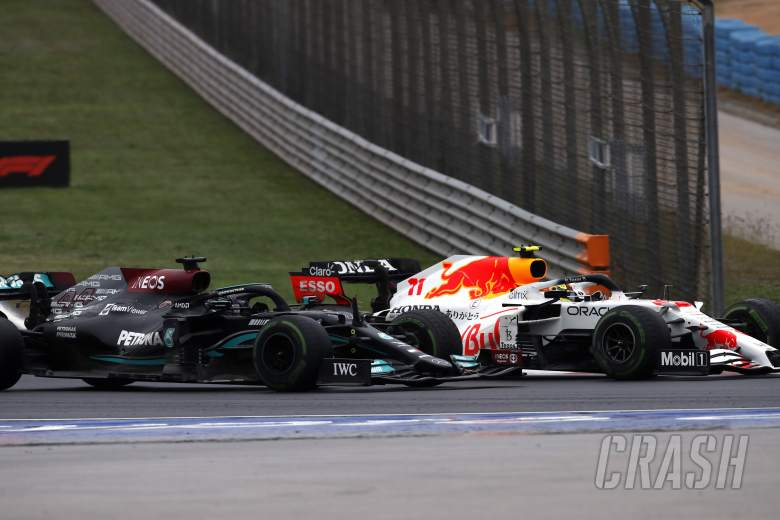 """Perez relished """"intense"""" F1 duel with Hamilton in Turkey"""
