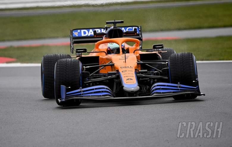 "Ricciardo enjoys ""smooth"" first day of running in McLaren's 2021 F1 car"