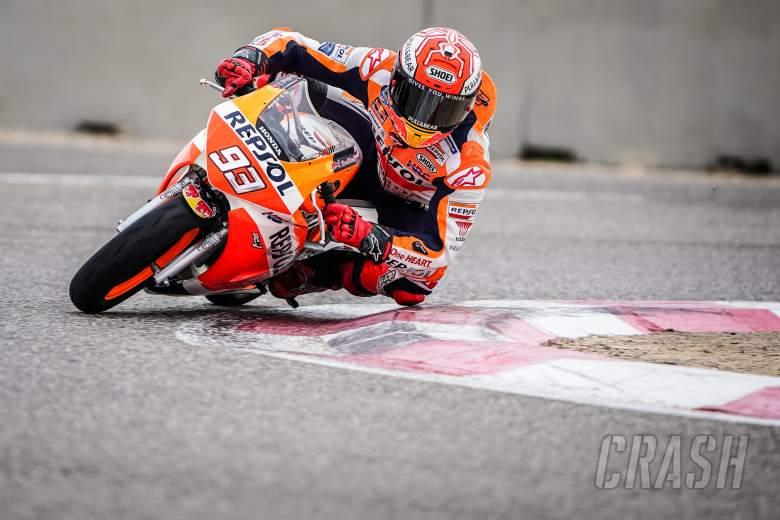 Marquez Beradu Ketangkasan dengan Juara AMA Motocross di Austin