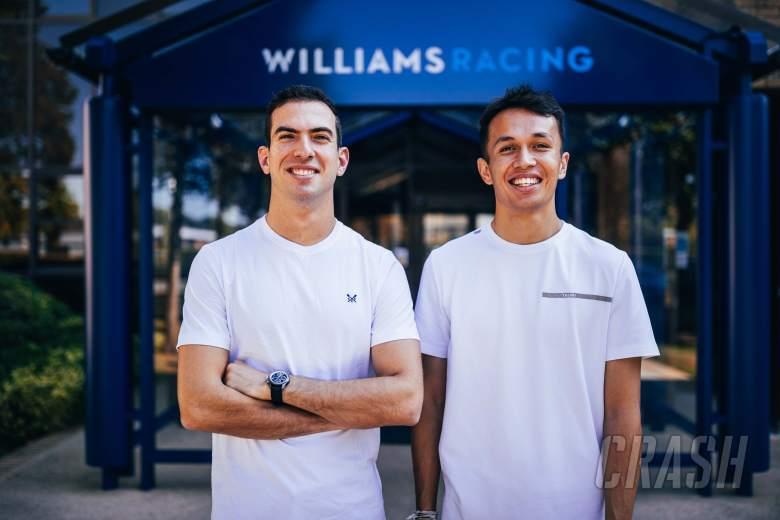 Williams sign Albon to partner Latifi for 2022 F1 season