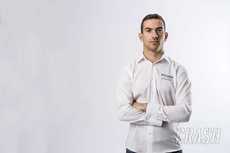 Latifi bergabung dengan Williams F1 sebagai pembalap cadangan untuk 2019