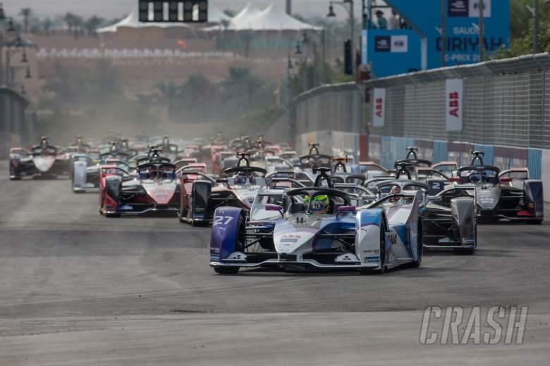 Formula E Diriyah E-Prix 2019 - Hasil Race 2