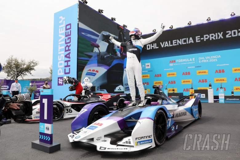 Andretti retains Jake Dennis for 2022 Formula E season