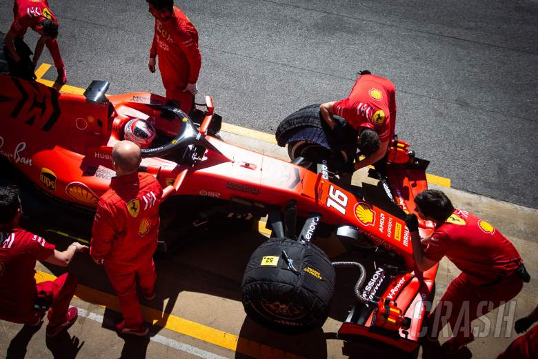 Spain F1 In-Season Test Times - Tuesday 4pm