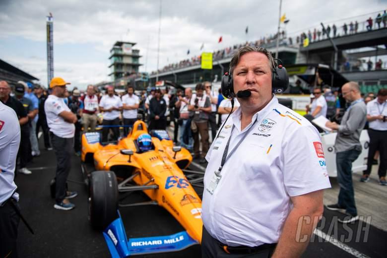 Coklat: Pengaturan McLaren baru memastikan tidak ada pengulangan kesalahan Indy 500