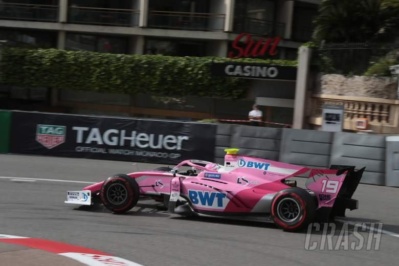 Anthoine Hubert, BWT Arden, F2, Monaco,