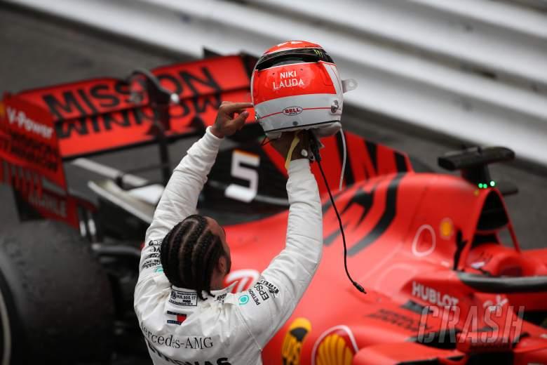 Hamilton 'fought with the spirit of Niki' to win Monaco GP
