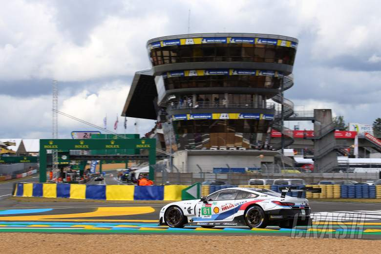 24 Hours of Le Mans - Qualifying 1 Results