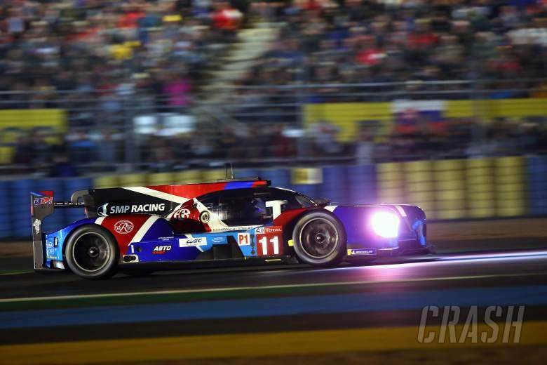 Stoffel Vandoorne, Vitaly Petrov, SMP Racing, Le Mans,