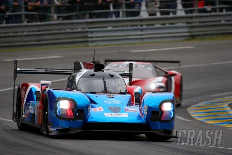 Le Mans 24 Jam - Hasil Jam 17