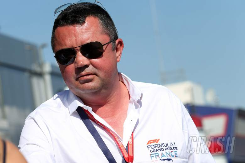 Why duty called for Boullier at the French Grand Prix