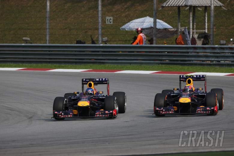 'Multi 21' was Vettel's payback to Webber's tactics – Horner