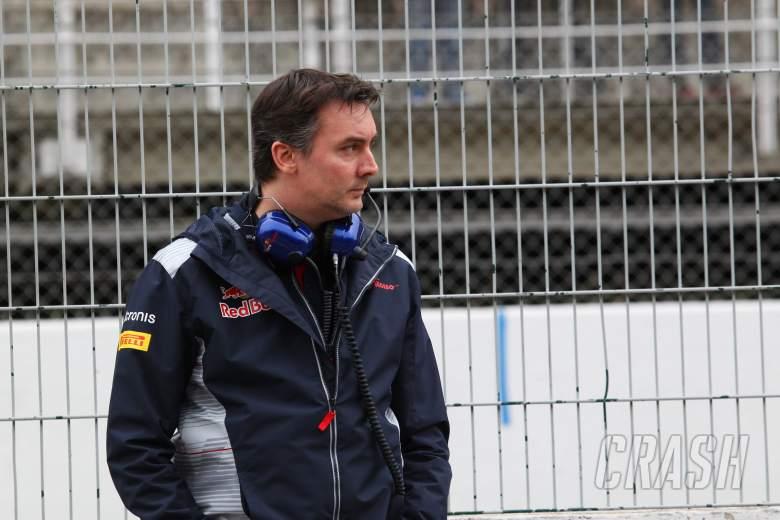 McLaren mengonfirmasi peralihan Toro Rosso dari James Key