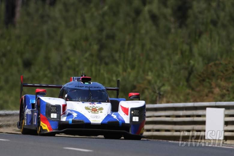Petrov, Aleshin dikonfirmasi di SMP Racing untuk musim WEC