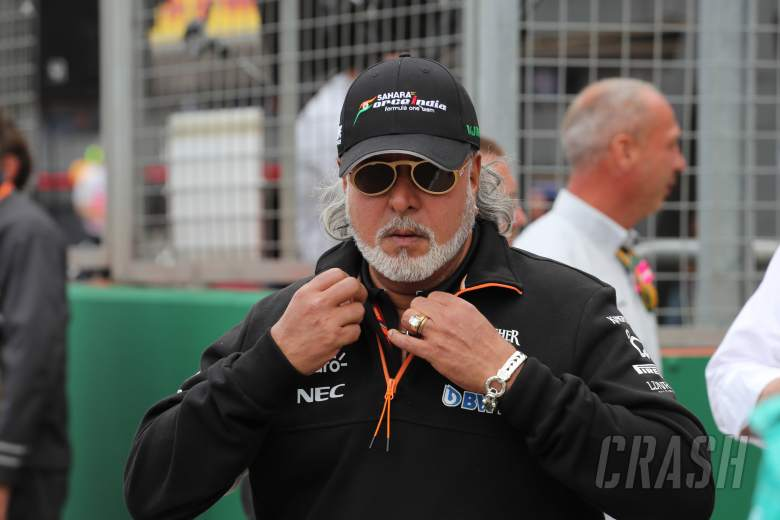 Mallya steps down as Force India F1 director