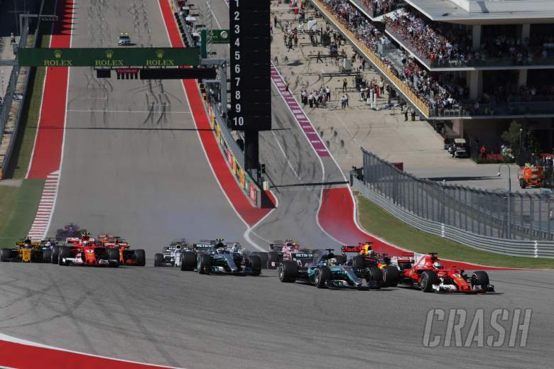 Kapan Grand Prix F1 Amerika Serikat dan bagaimana cara menontonnya?