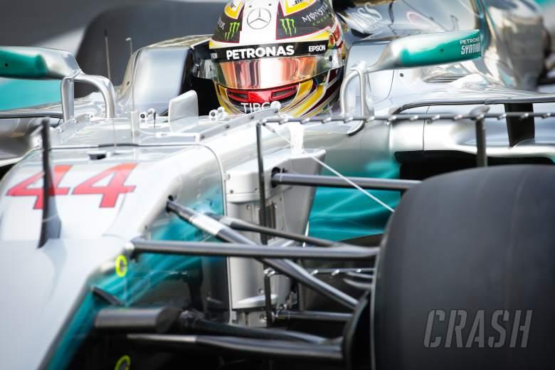 Lewis Hamilton, Mercedes,