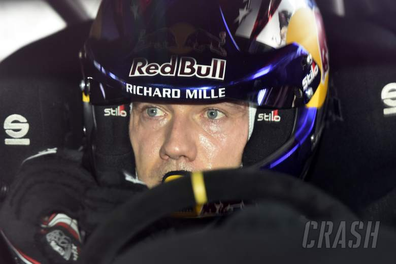 Ogier picks out key Rally Sweden rivals