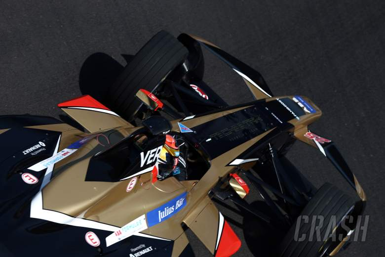 """Vergne raced """"blind"""" in Mexico following Formula E systems glitch"""