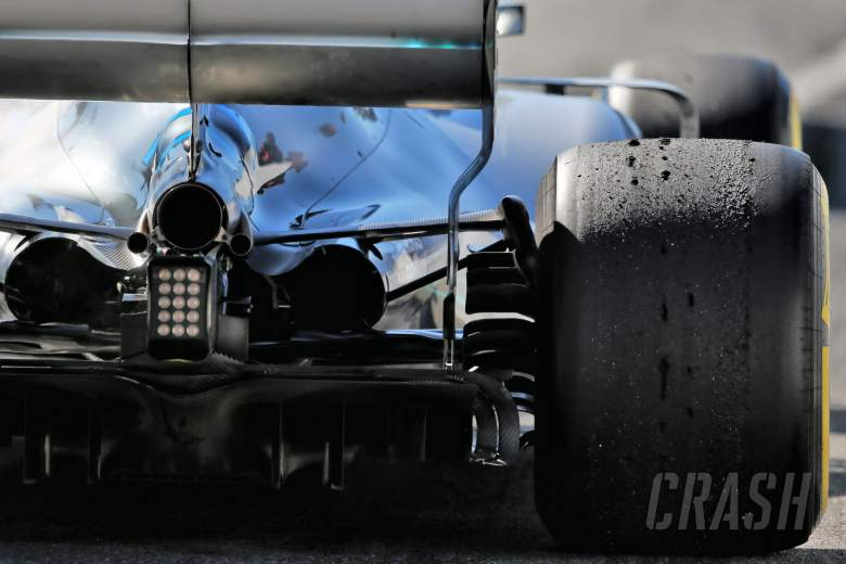 Mercedes shares audio of 2019 F1 engine start-up