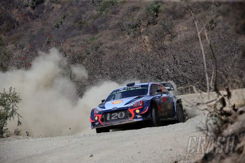 Thierry Neuville, Hyundai,