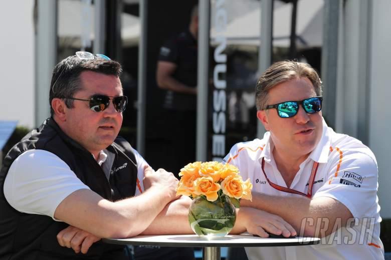 Bagaimana Anda mengatasi masalah seperti McLaren?