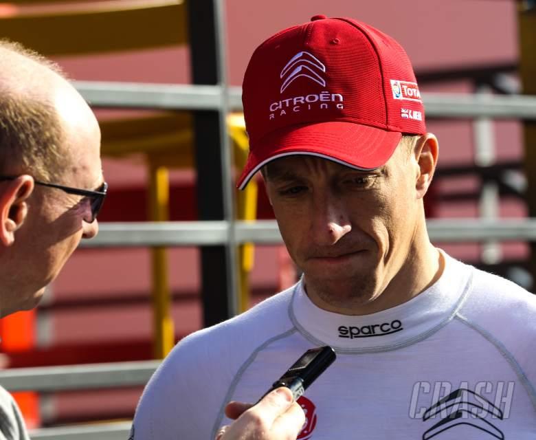 Meeke turun dari line-up Citroen WRC setelah kecelakaan 'berlebihan'
