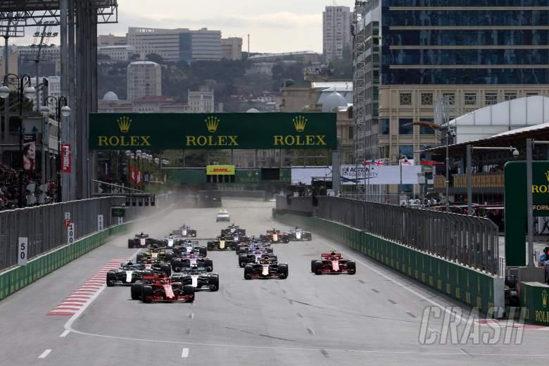 Azerbaijan announces F1 contract extension